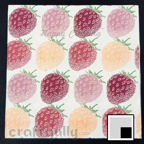Decoupage Napkins #158 - 2 Ply - Pack of 1