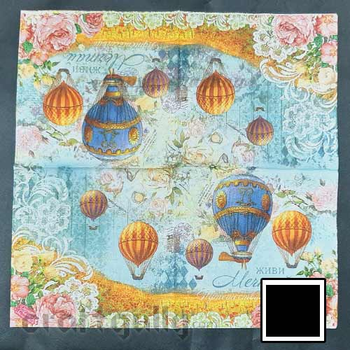 Decoupage Napkins #159 - 2 Ply - Pack of 1
