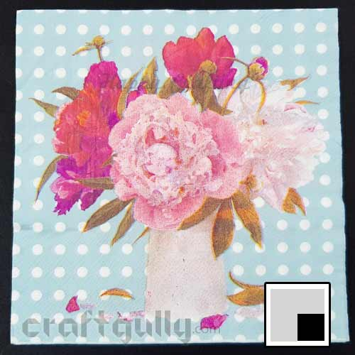 Decoupage Napkins #162 - 2 Ply - Pack of 1