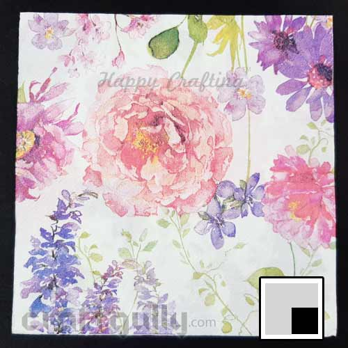 Decoupage Napkins #164 - 2 Ply - Pack of 1
