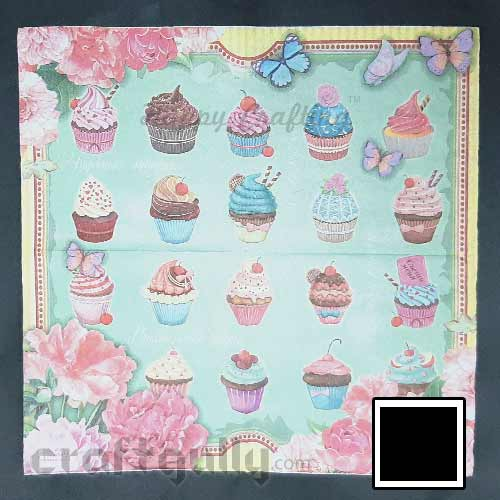 Decoupage Napkins #168 - 2 Ply - Pack of 1