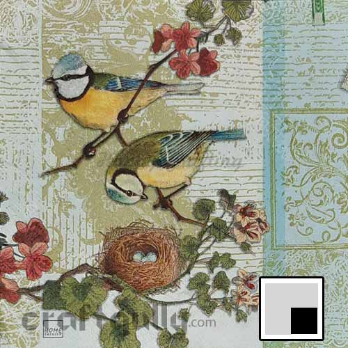 Decoupage Napkins #176 - 3 Ply - Pack of 1