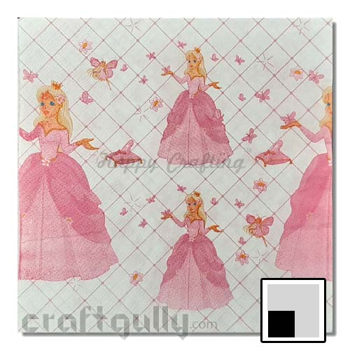 Decoupage Napkins #196 - 2 Ply - Pack of 1