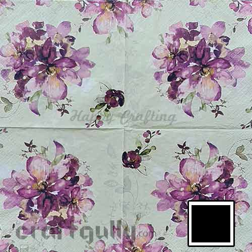 Decoupage Napkins #202 - 3 Ply - Pack of 1