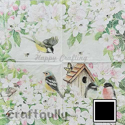 Decoupage Napkins #207 - 3 Ply - Pack of 1