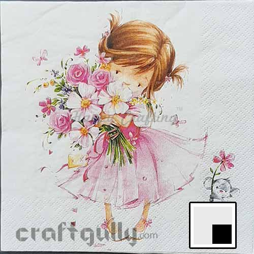 Decoupage Napkins #208 - 3 Ply - Pack of 1