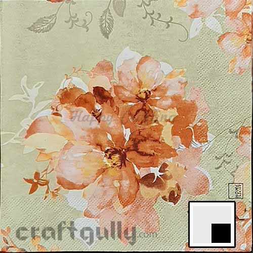 Decoupage Napkins #213 - 3 Ply - Pack of 1