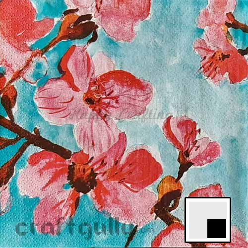 Decoupage Napkins #215 - 3 Ply - Pack of 1