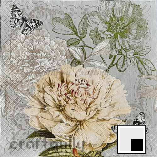 Decoupage Napkins #216 - 3 Ply - Pack of 1
