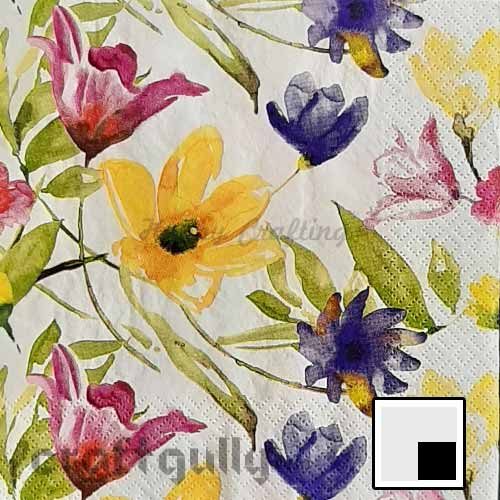 Decoupage Napkins #224 - 3 Ply - Pack of 1