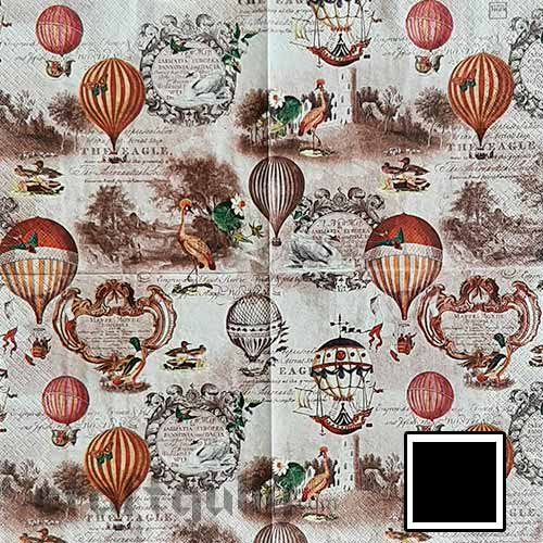 Decoupage Napkins #227 - 3 Ply - Pack of 1