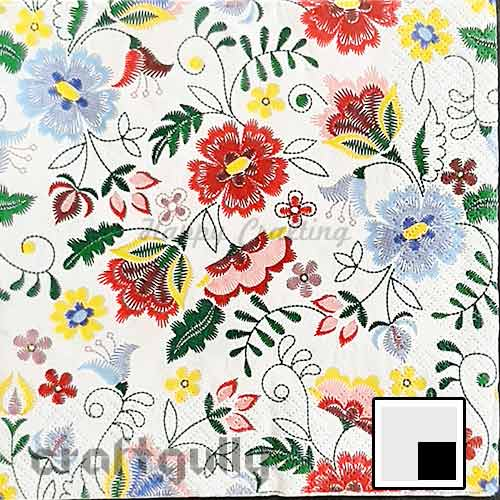 Decoupage Napkins #230 - 3 Ply - Pack of 1
