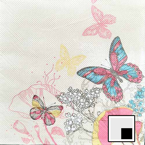 Decoupage Napkins #232 - 2 Ply - Pack of 1