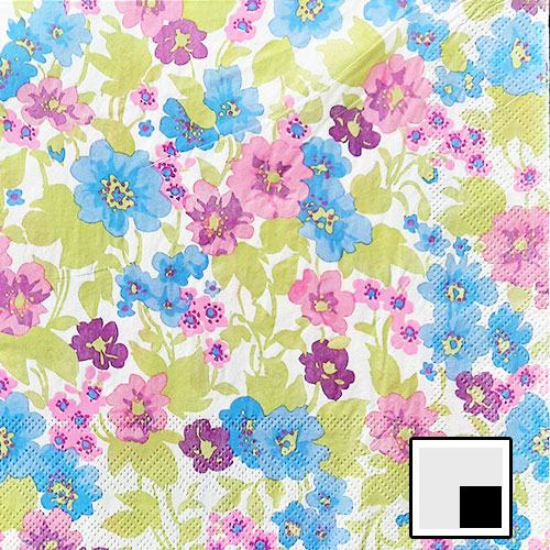 Decoupage Napkins #235 - 2 Ply - Pack of 1