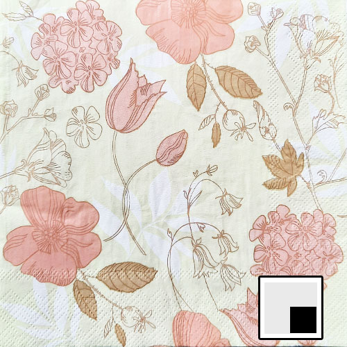 Decoupage Napkins #237 - 2 Ply - Pack of 1