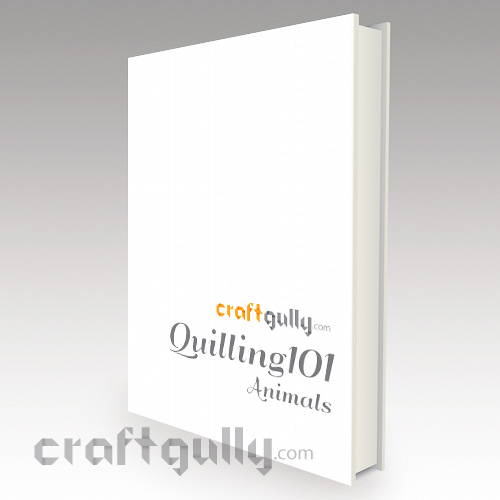 Free eBook - CraftGully Quilling 101 - Animals