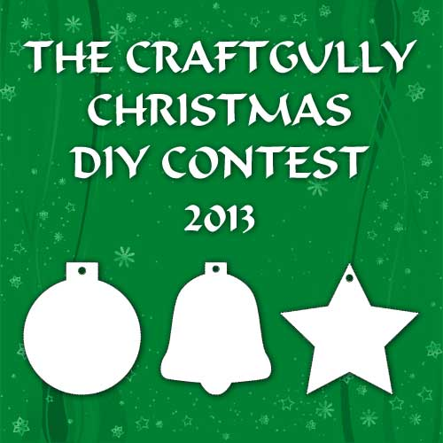 CraftGully Christmas DIY Contest