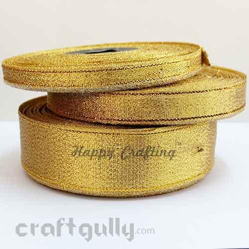 Ribbons - Combo Pack - Golden - 10 meters