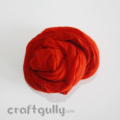 Stocking Cloth - Vermilion