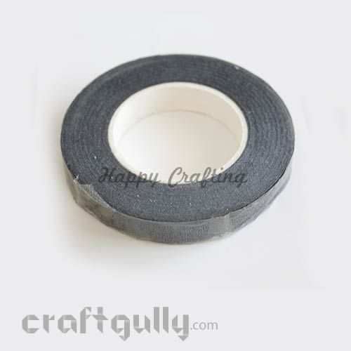 Tape For Flower Making - Dark Grey