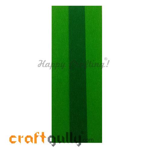 Duplex Paper 21 inches - Dark & Light Green - Pack of 1