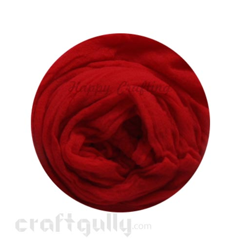 Stocking Cloth - Red