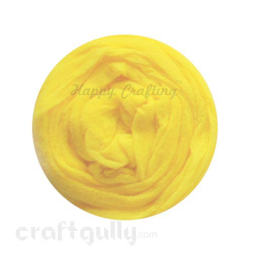 Stocking Cloth - Sunflower Yellow #2