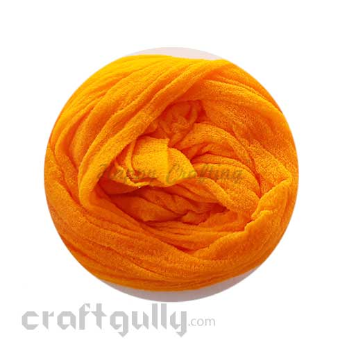 Stocking Cloth - Marigold Yellow