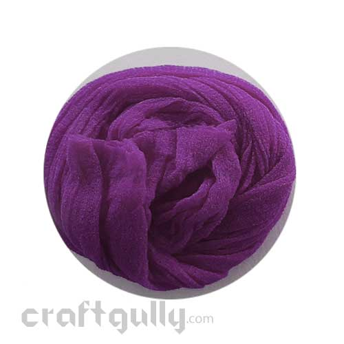 Stocking Cloth - Purple Orchid