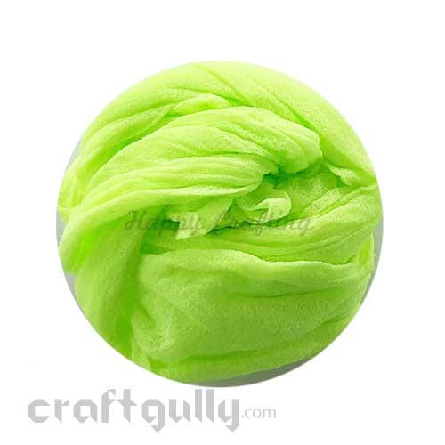 Stocking Cloth - Neon Green