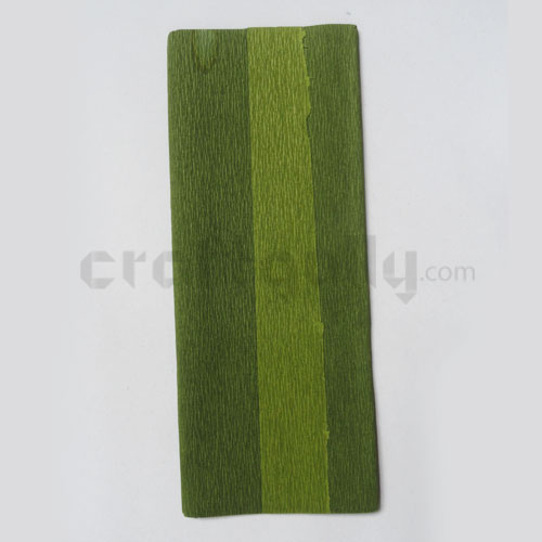 Duplex Paper - Olive Green & Leaf Green