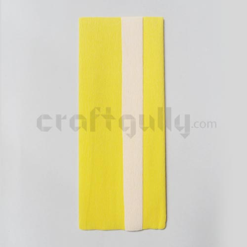 Duplex Paper - Light Yellow & Off-White