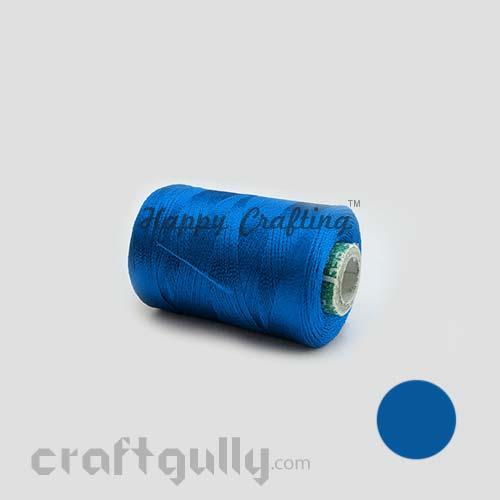 Faux Silk Thread - Blue Family - Shade 116
