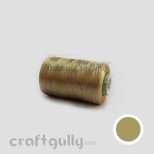 Faux Silk Thread - Gold Family - Shade 1005