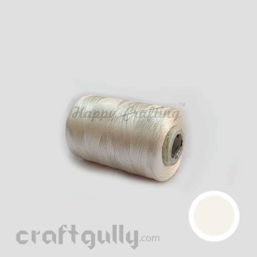 Faux Silk Thread - Off White Family - Shade 49LL