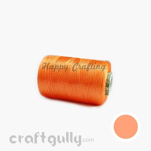Faux Silk Thread - Orange Family - Shade 95