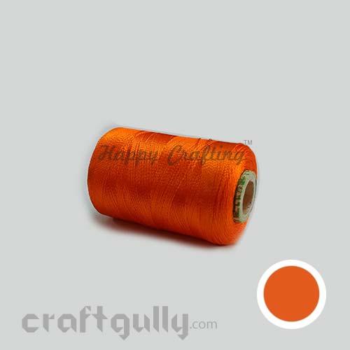 Faux Silk Thread - Orange Family - Shade 59