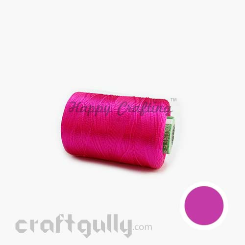 Faux Silk Thread - Pink Family - Shade 762