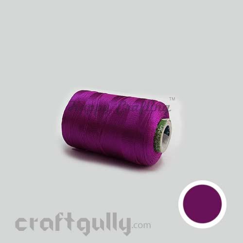 Faux Silk Thread - Magenta Family - Shade 30