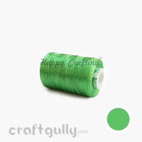 Faux Silk Thread - Green Family - Shade 63N