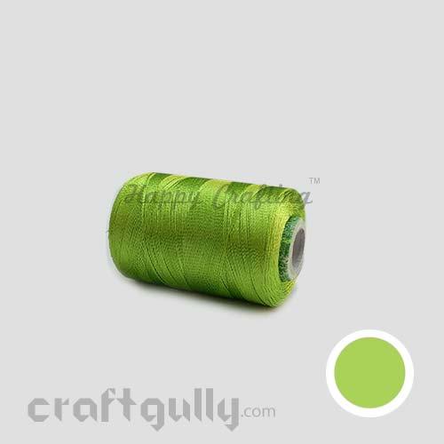 Faux Silk Thread - Green Family - Shade 69