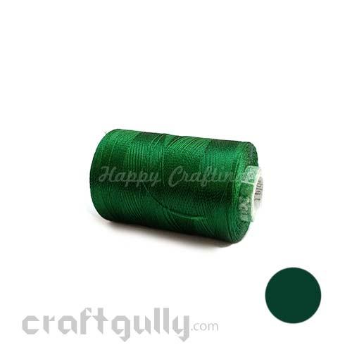 Faux Silk Thread - Green Family - Shade 756
