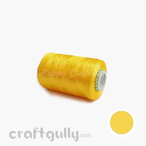 Faux Silk Thread - Yellow Family - Shade 42