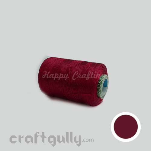 Faux Silk Thread - Red Family - Shade 8