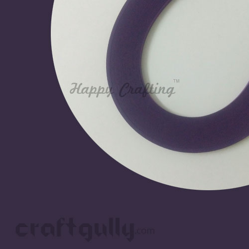 Quilling Paper Strips 5mm - Grape #2 - 17Inch - 100 Strips
