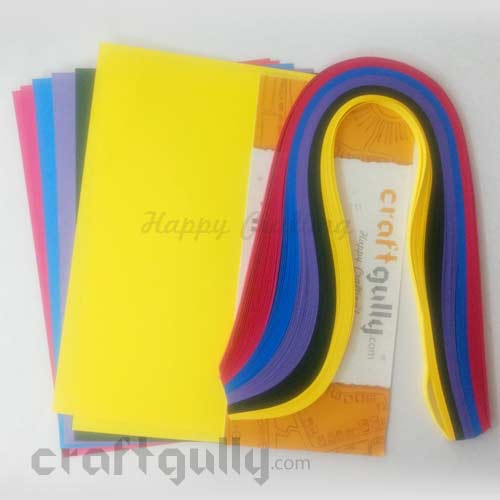 CraftGully Edge Quilling Kit