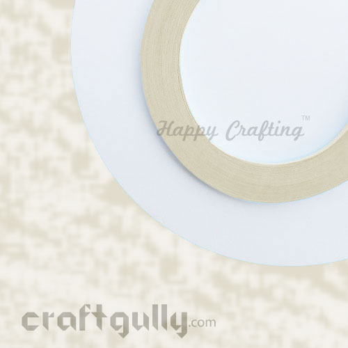 Quilling Paper Strips 2mm - Yellow Parchment - 11inch - 100 Strips