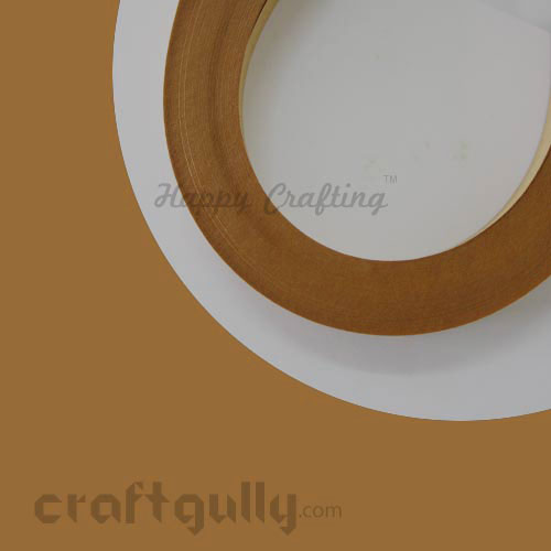 Quilling Paper Strips 3mm - Sand #3 - 17 inches - 100 Strips