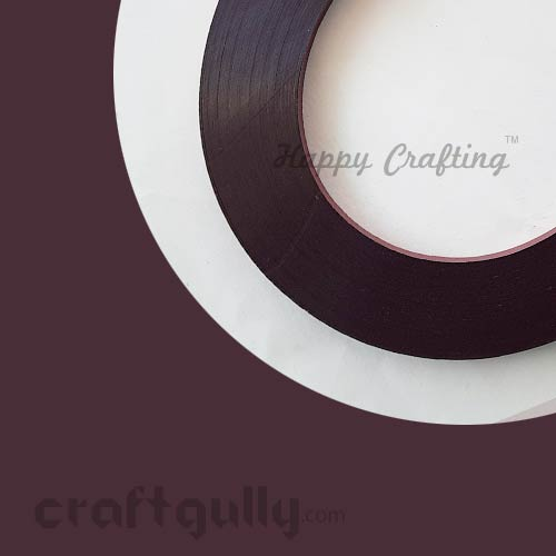 Quilling Strips 5mm - Mulberry - 17inch - 100 Strips