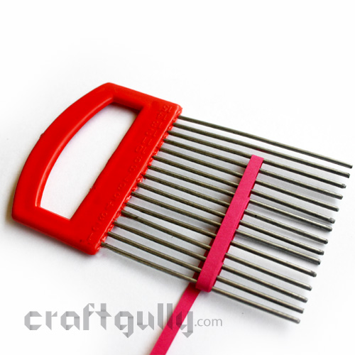 Quilling Comb Tool